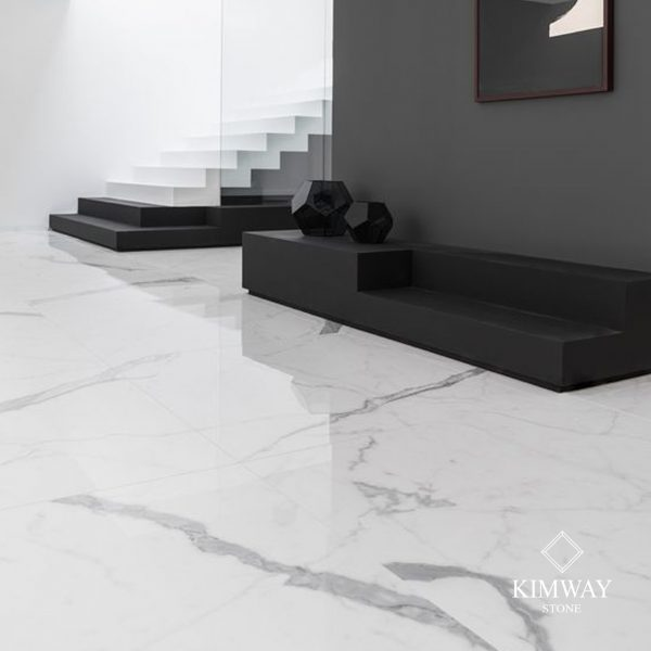Calacatta Gold Flooring