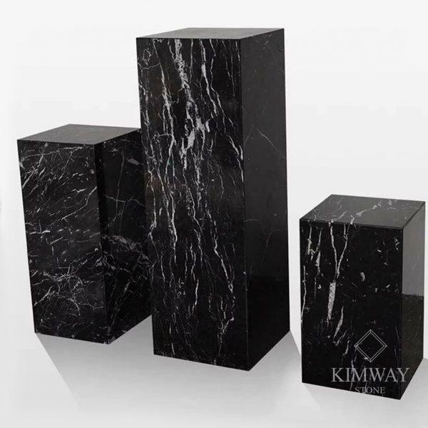 KSM1002 Black Marquina decor