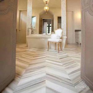 Ruler White Flooring
