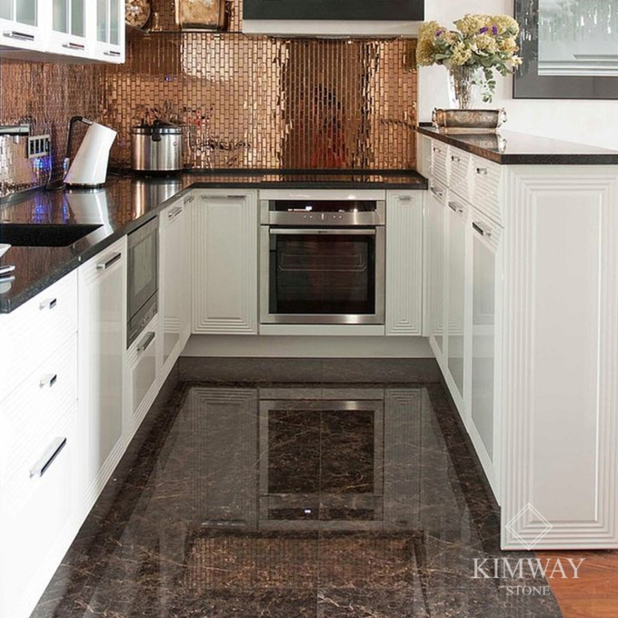 KSM3003 Dark Emperador flooring