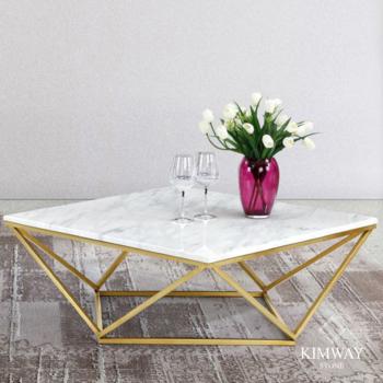Volakas White Coffee Table