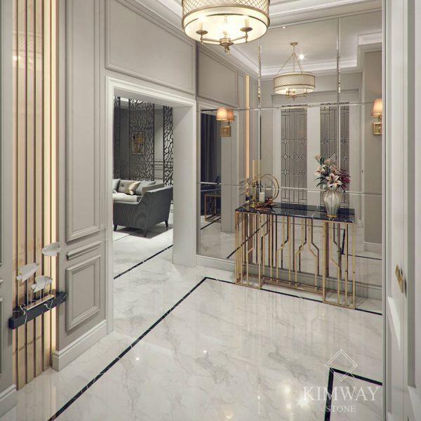 KSM6003 volakas white flooring
