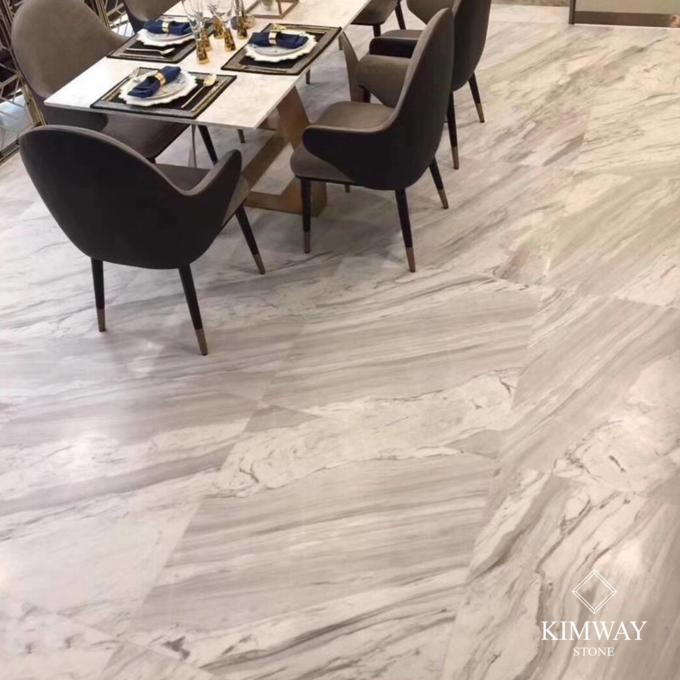 KSM6003 Volakas white flooring 1