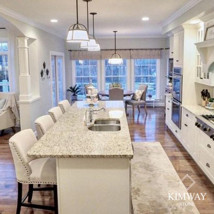 White Diamond Dry Kitchen