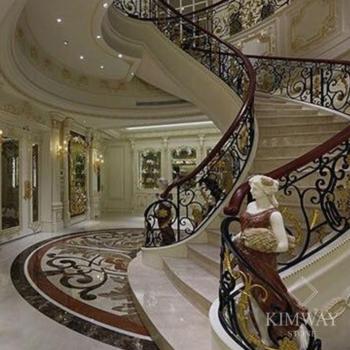 KSM2011 Desert Rose staircase