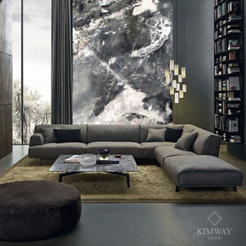 KSM2014 Cosmos Gold 1 feature wall
