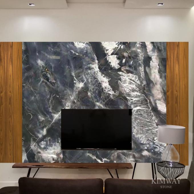 KSM2014 Cosmos Gold 3 tv wall