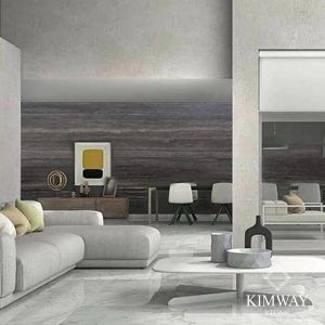 KSM3002 Travertine Silver wall