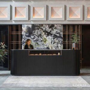KSM6002 Vera Ice Jade reception counter 3